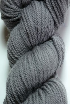 Brigantia Luxury Aran - Silver grey